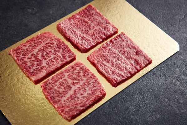 "WFB Wagyu Teppanyaki Plates ""Pure Luxury Selection"""
