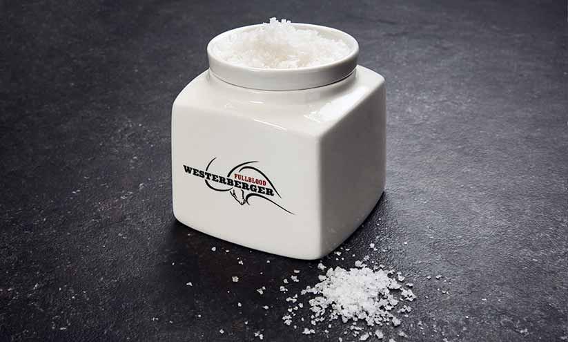 WFB Keramik Salzfass groß