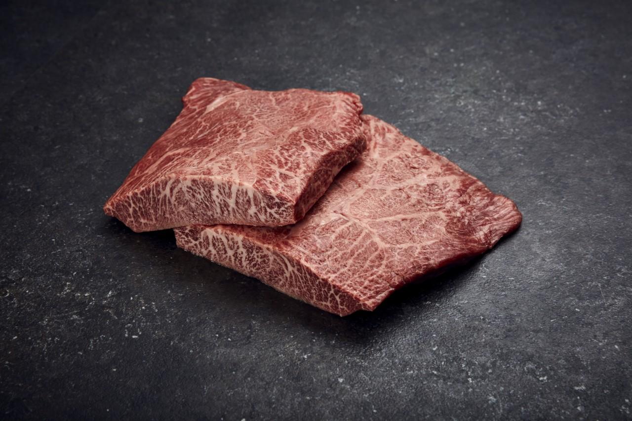 WFB Wagyu Flat Iron aus der flachen Schulter