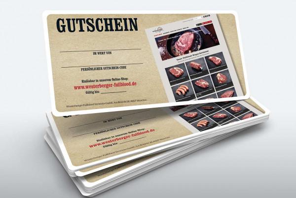 WFB Geschenk Gutschein