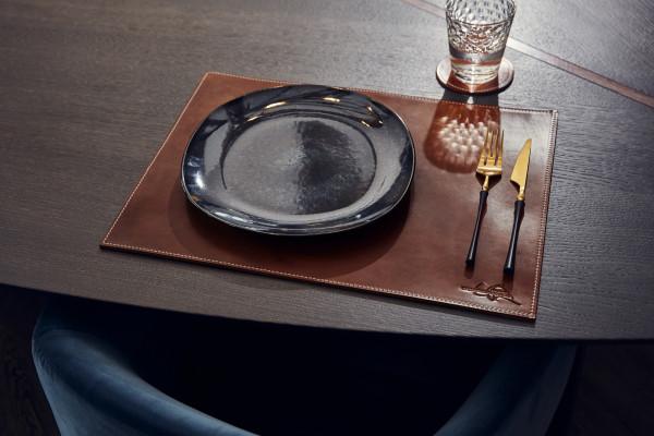 """WFB Wagyu Leder Tischsets """"rechteckig"""""""
